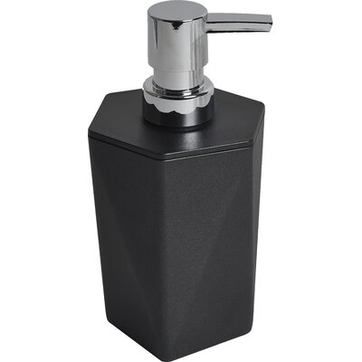 Hexagonal Bathroom Soap Dispenser