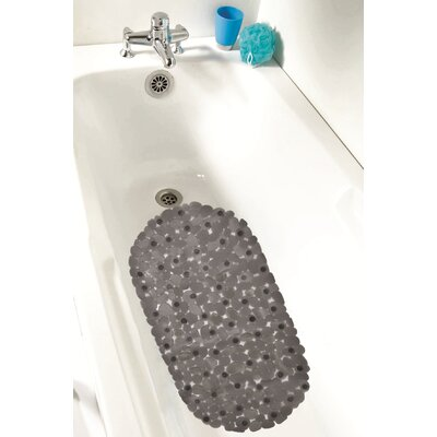 Non Skid Bath Mat Color: Gray