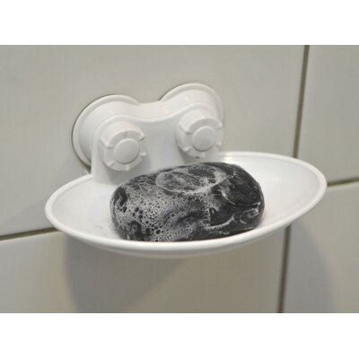 Suction Mounted Bath Soap Dish 9709100