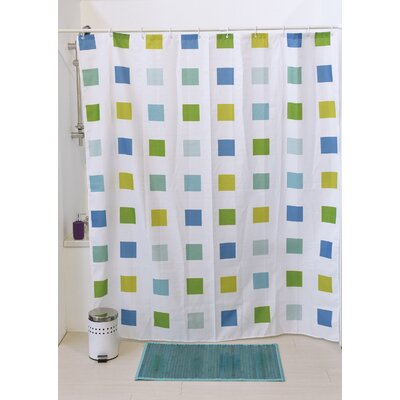 Karl Printed Shower Curtain