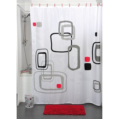 Paloma Printed Shower Curtain