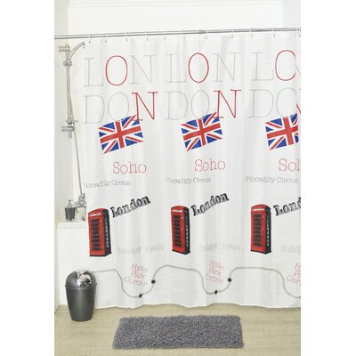 So British Shower Curtain
