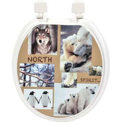 North Spirit Round Toilet Seat