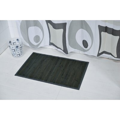 Anti Slippery Bath Mat Color: Gray