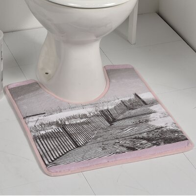 Seaside Printed Contour Mat