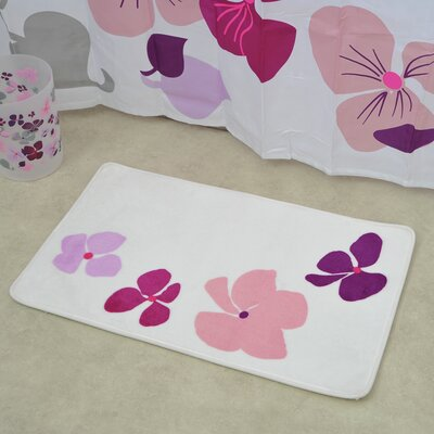 Softies Non Skid Print Bath Rug