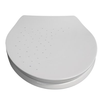 Diamond Slow Close Elongated Toilet Seat