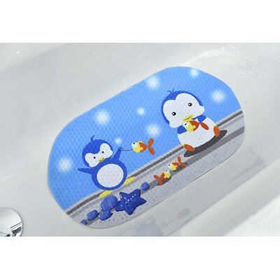 Penguin Childish Anti Slippery Bath Tub Mat