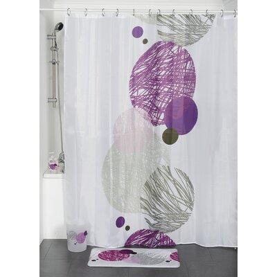 Valentine Printed Shower Curtain