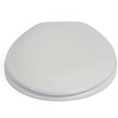 Moorea Round Toilet Seat Finish: Ivory