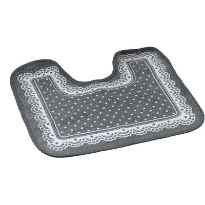 Le Bain Contour Mat Color: Grey
