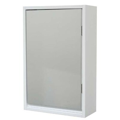Montreal 13.4 x 20.9 Surface Mount Medicine Cabinet