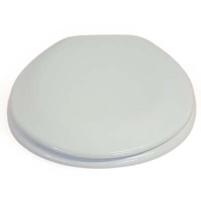 Moorea Round Toilet Seat Finish: Beige