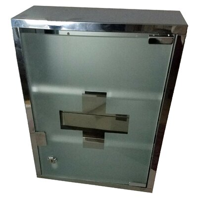 12 x 16 Surface Mount Medicine Cabinet