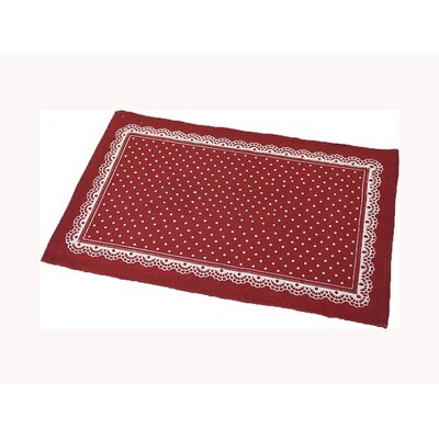 Cap Ferret Cotton Bath Rug