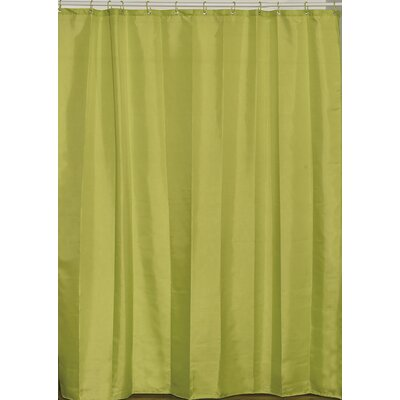 Shower Curtain Color: Green