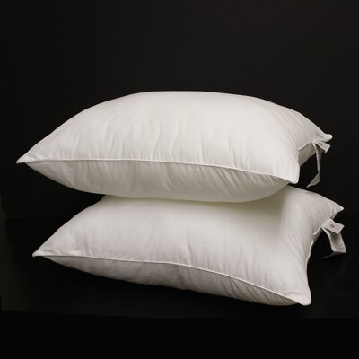 Micro Polyfill Pillow Size: Queen