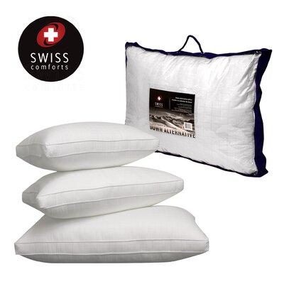 Goose Down Alternative Pillow Size: Standard