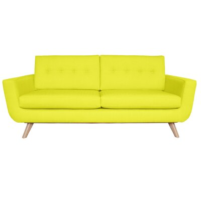 Callie Sofa Upholstery Color: Sunny