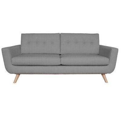 Callie Sofa Upholstery Color: Dolphin