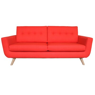 Callie Sofa Upholstery Color: Atomic