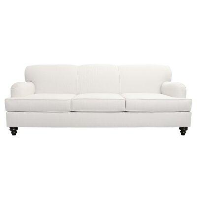 Alice Sofa Upholstery: White