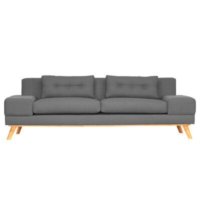 Delta Sofa Finish: Dolphin