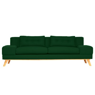 Delta Sofa Finish: Emerald