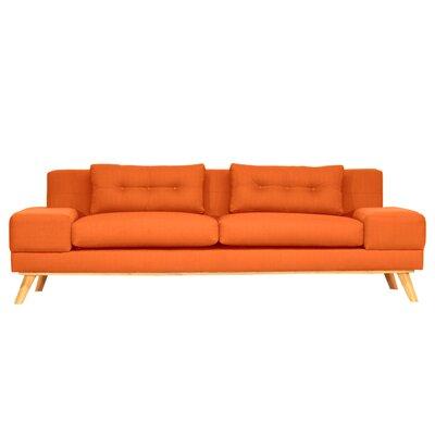Delta Sofa Finish: Saffron