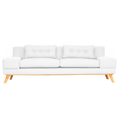 Delta Sofa Finish: White
