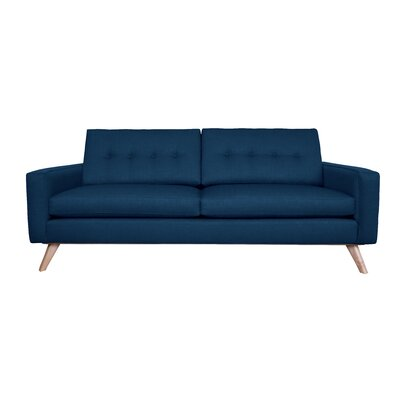 Amber Sofa Finish: Azure