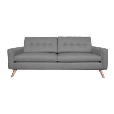Amber Sofa Finish: Dolphin