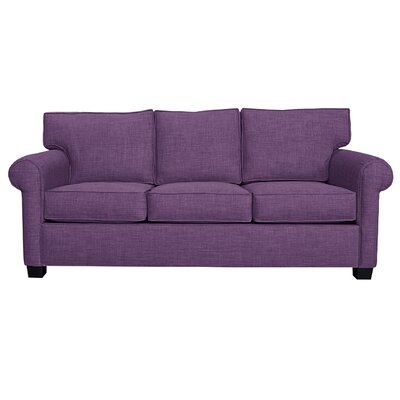 Ethan Sofa Finish: Plum