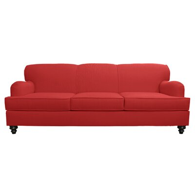 Alice Sofa Upholstery: Flame