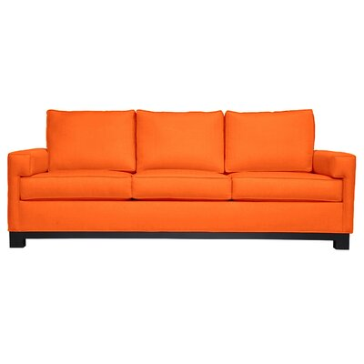 Grace Sofa Upholstery: Klein Saffron