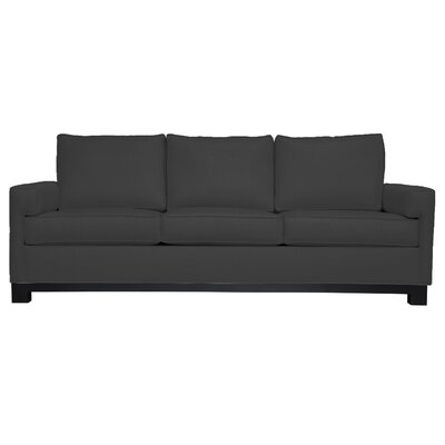 Grace Sofa Upholstery: Klein Black