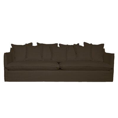 La Jolla Slipcover Sofa Upholstery: Cafe