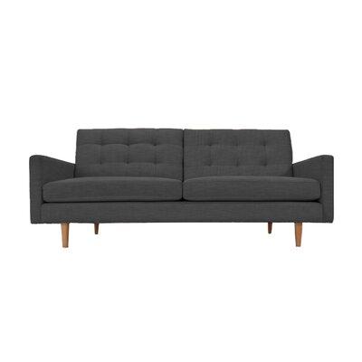 Lawrence Sofa Upholstery: Asphalt