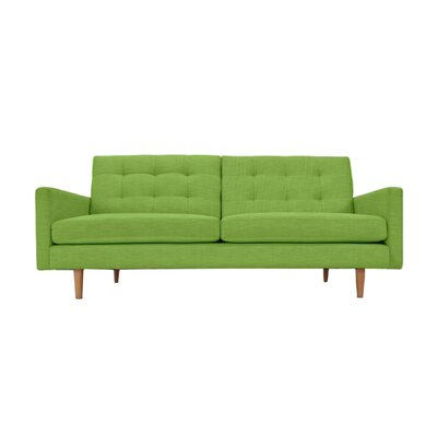 Lawrence Sofa Upholstery: Parrot
