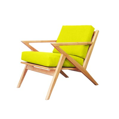 Ace Armchair Color: Sunny