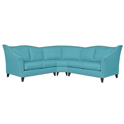 Carolina Modular Sectional Upholstery: Klein Laguna