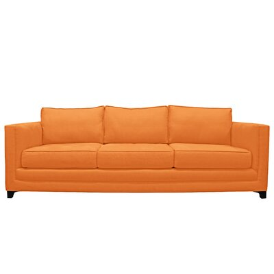 Manhattan 3 Seat Sofa Upholstery : Orange