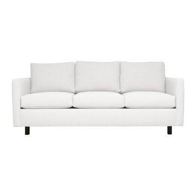 Catalina 3 Seat Sofa Upholstery : White