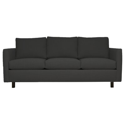 Catalina 3 Seat Sofa Upholstery : Black