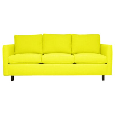 Catalina 3 Seat Sofa Upholstery : Yellow