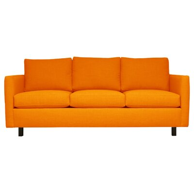 Catalina 3 Seat Sofa Upholstery : Orange