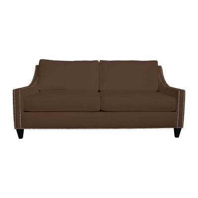 Aspen Sofa Upholstery: Brown