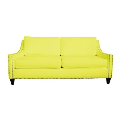Aspen Sofa Upholstery: Yellow
