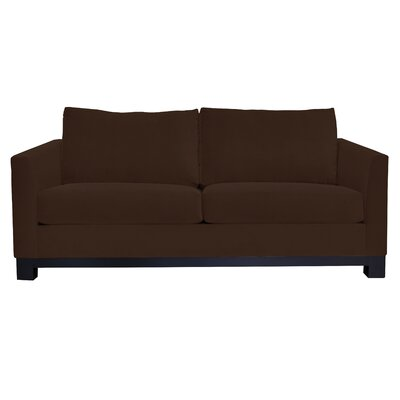 Baker Sofa Upholstery: Brown
