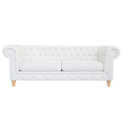 Cleveland Tufted Chesterfield Sofa